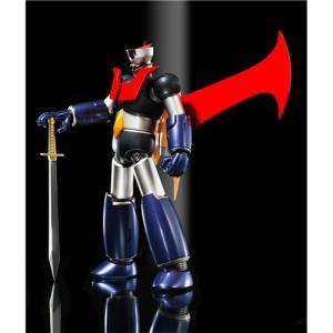 スーパーロボット超合金 マジンガーZ 〜鉄(くろがね)仕上げ〜|mimiy