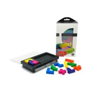 ギガミック Gigamic Katamino Pocket(カタミノポケット) ミニ パズル 脳トレ 木製玩具|mimiy