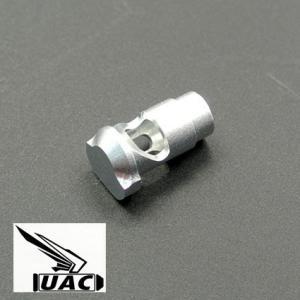 UAC マルイ M4MWS用 強化アルミフローバルブ カスタム オプション パーツ|mimiy