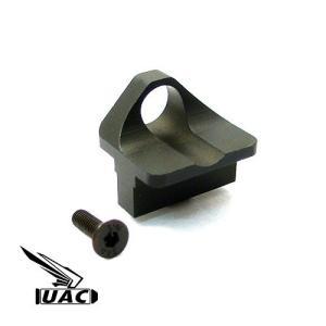 UAC マルイGLOCK18C アルミ製 リングホールタイプ スピードシュートリアサイト 6061|mimiy