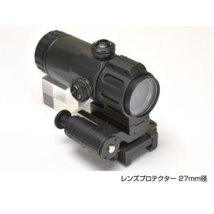 メール便 ネコポス可 あきゅらぼ Accu-Labレンズプロテクター 27mm径 被弾防止 保護 カバー  レンズプロテクター|mimiy