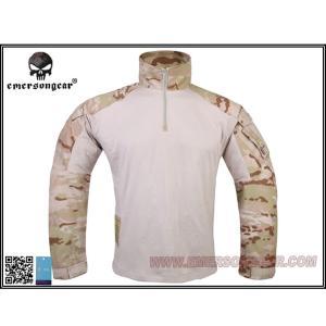 EMERSON G3 Combat Shirt コンバットシャツ コンシャツ MCAD マルチカムアリッド S M L XL|mimiy