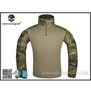 EMERSON G3 Combat Shirt コンバットシャツ コンシャツ MCTP マルチカムトロピック S M L XL|mimiy