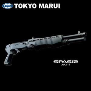 東京マルイ  エアーショットガン SPAS スパス12 エアーガン エアーライフル 対象年齢18歳以上|mimiy