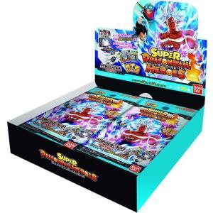 スーパードラゴンボールヒーローズ アルティメットブースターパック -超戦士集結- 20パック入りBOX mimiy
