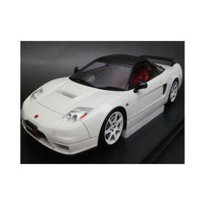 16C03-01 onemodel 1/18 ホンダ NSX NA2 ホワイト mimiy
