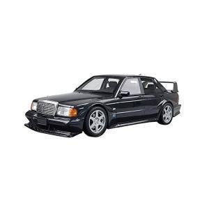 18B01-05 onemodel 1/18 メルセデス ベンツ 190E EVO2 メタリックブラック ワンモデル|mimiy