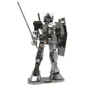 プレックス メタリックナノパズル プレミアムシリーズ/機動戦士ガンダム TMPG-01 ガンダム|mimiy