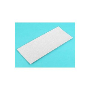 タミヤ フィニッシングペーパー プラスチック 金属用(仕上げセット)1200番×1枚 1500番×2枚 2000番×2枚 mimiy