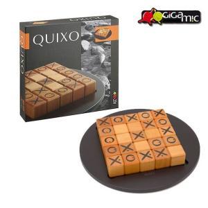 送料無料 ギガミック-Gigamic- クイキシオ-QUIXO-対象年齢:6〜99歳 フランスの世界的名門木製ボードゲーム 対戦ボードゲーム 脳トレ 木製玩具|mimiy