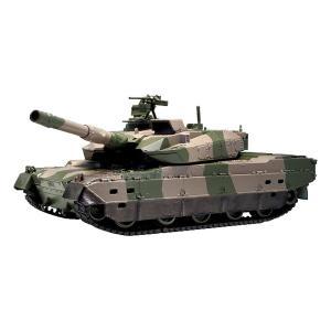 R/C BB弾バトルタンク ウエザリング仕様 陸上自衛隊10式戦車|mimiy