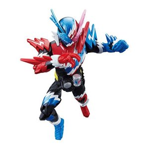 仮面ライダービルド ボトルチェンジライダーシリーズ 08 仮面ライダービルド ラビットタンクスパークリングフォーム|mimiy