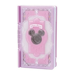 ディズニー マジックキャッスル 魔法のタッチ手帳 ドリームパスポート ドリーミーピンク|mimiy