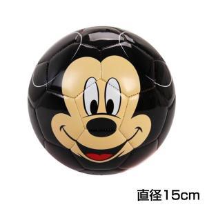 サッカーボール ミッキーマウス ディズニー ソフト やわらか|mimiy