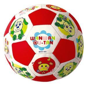 ワンワンとうーたん ソフトサッカーボール|mimiy