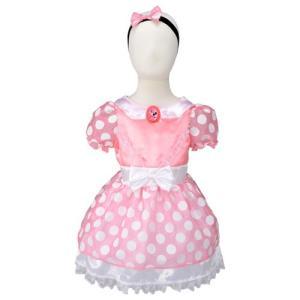 ミニーのハッピー・ヘルパー マイファーストおしゃれドレス ミニーマウス mimiy
