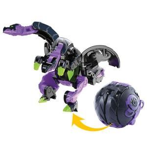 TVアニメ爆丸バトルプラネットに登場する爆丸が玩具になって登場。 ボールモードからモンスターモードに...
