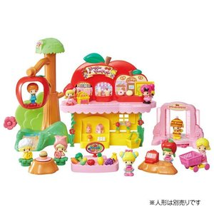 こえだちゃん りんごのスーパーマーケット|mimiy