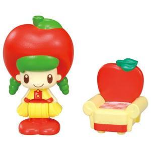 こえだちゃん こりんごちゃんとイス|mimiy