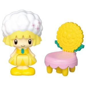 こえだちゃん タンポポちゃんとイス|mimiy