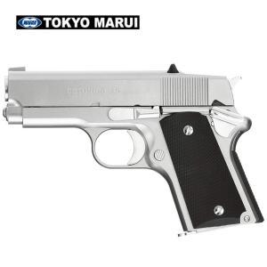 東京マルイ ガスブローバック デトニクス.45 コンバットマスター ステンレスモデル 18歳以上対象 mimiy