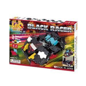 ラキュー[LaQ] ハマクロンコンストラクター ブラックレーサー|mimiy