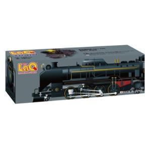 LaQ(ラキュー)  トレイン 蒸気機関車D51498|mimiy