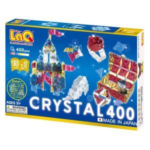 LaQ ラキュー クリスタル 400|mimiy
