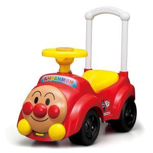 足けり乗用 アンパンマンカー メロディ付き 乗用玩具|mimiy
