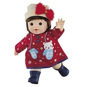 ぽぽちゃん 数量限定 やわらかお肌の女の子だもんぽぽちゃんふわふわリボンの帽子|mimiy
