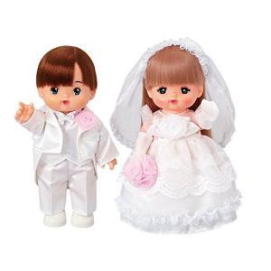 メルちゃん お人形つきセット およめさん おむこさんセット|mimiy