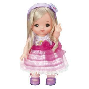 メルちゃん お人形つきセット カールさせちゃお!ヘアアレンジメルちゃん|mimiy