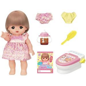 メルちゃん お人形セット 2さいになったら!おトイレできたねセット|mimiy