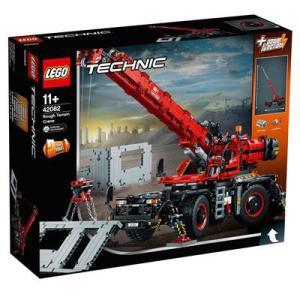 レゴ テクニック 全地形対応型クレーンはレゴ史上最も背が高いモデル。レゴ好きへのプレゼントにもおすす...