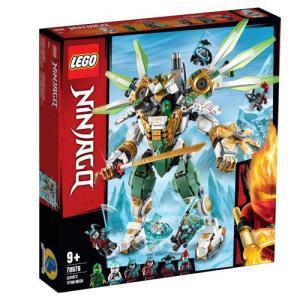 レゴ LEGO 70676 ニンジャゴー 巨神メカ タイタンウィング