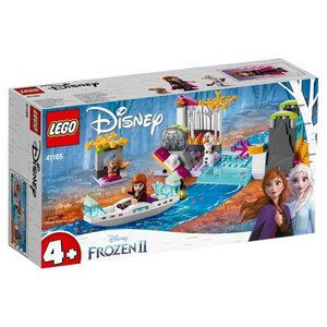 レゴ LEGO 41165 ディズニープリンセス アナと雪の女王2 アナとオラフのリバートリップ|mimiy