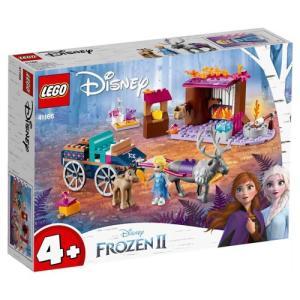 レゴ LEGO 41166 ディズニープリンセス アナと雪の女王2 エルサのワゴンアドベンチャー|mimiy
