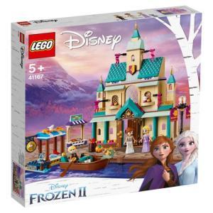 レゴ LEGO 41167 ディズニープリンセス アナと雪の女王2 アレンデール城|mimiy