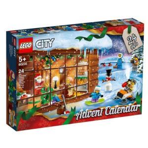 レゴ LEGO 60235 シティ アドベントカレンダー|mimiy