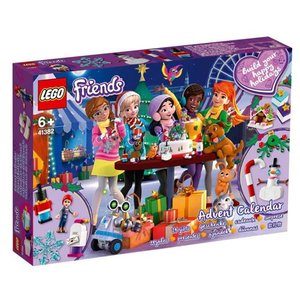 レゴ LEGO 41382 フレンズ アドベントカレンダー|mimiy