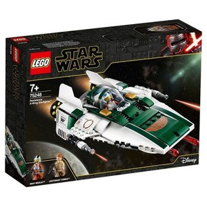 レゴ LEGO 75248 スター・ウォーズ レジスタンス A-ウィング・スターファイター|mimiy