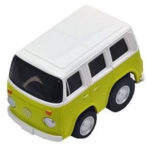 チョロQ zero Z-35b フォルクスワーゲン マイクロバス(緑/白)|mimiy