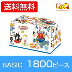 【プレゼントパック イヌ付!】LaQ(ラキュー)ベーシック 801|mimiy