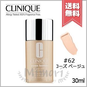 【送料無料】CLINIQUE クリニーク イーブン ベター メーク アップ 15 #62 ROSE ...