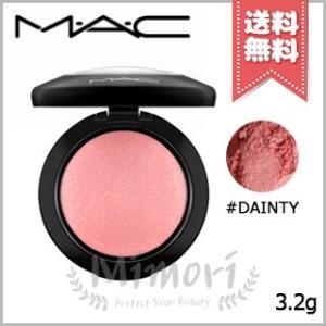 【送料無料】MAC マック ミネラライズ ブラッシュ #DAINTY デインティ 3.2g