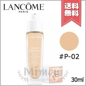 【送料無料】LANCOME ランコム タン ミラク リキッド #P-02 SPF25 PA+++ 3...