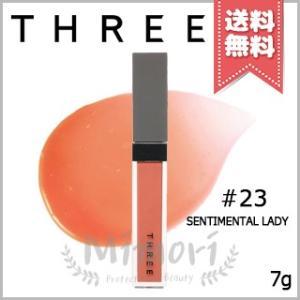 【 商品名 】  スリー シマリング リップジャム #23 SENTIMENTAL LADY    ...