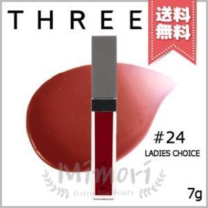 【 商品名 】  スリー シマリング リップジャム #24 LADIES CHOICE       ...