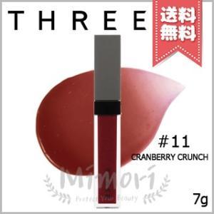 【 商品名 】  スリー シマリング リップジャム #11                 THRE...