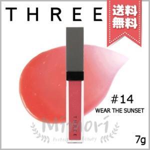 【 商品名 】  スリー シマリング リップジャム #14 WEAR THE SUNSET     ...